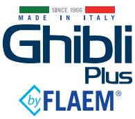 Profesjonalny inhalator nebulizator FLAEM GHIBLI PLUS