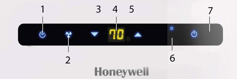 Honeywell MN12CESWW