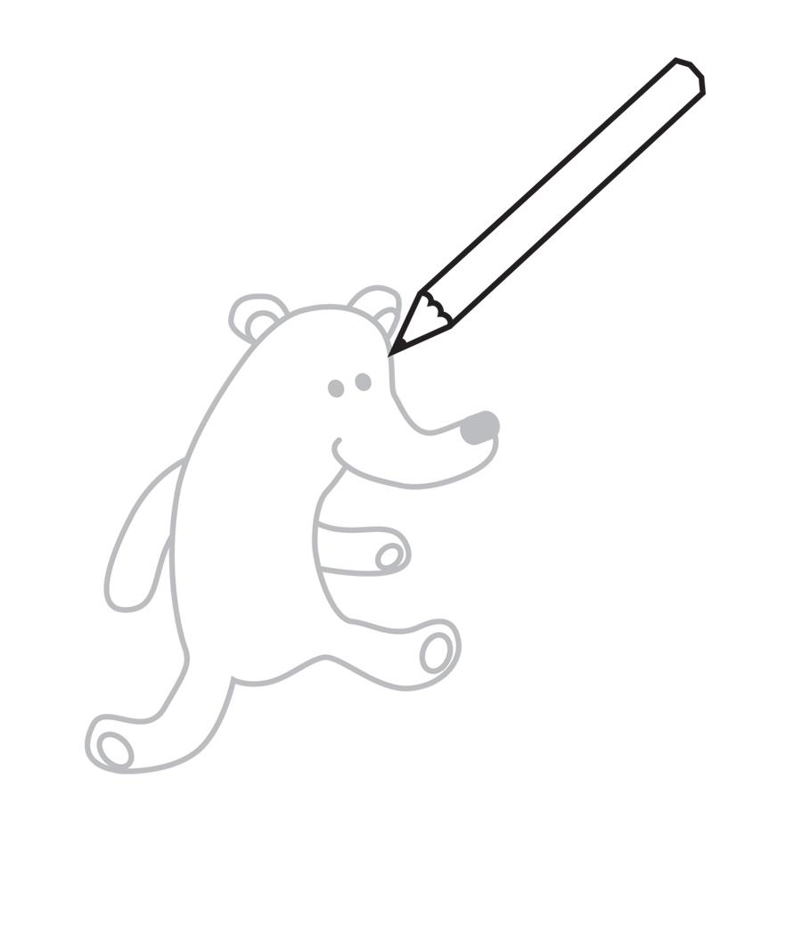 narysuj zabawke