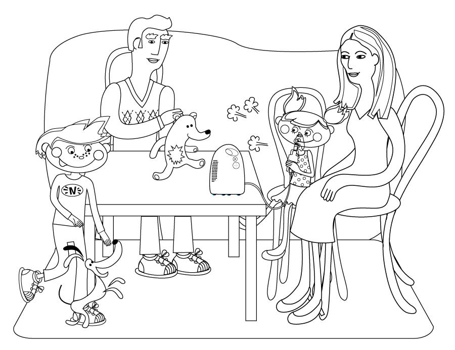 Rodzinna nebulizacja