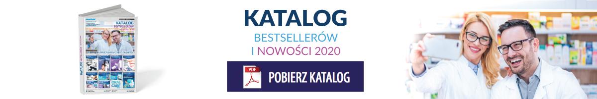 KATALOG BESTSELLERÓW I NOWOŚCI 2020
