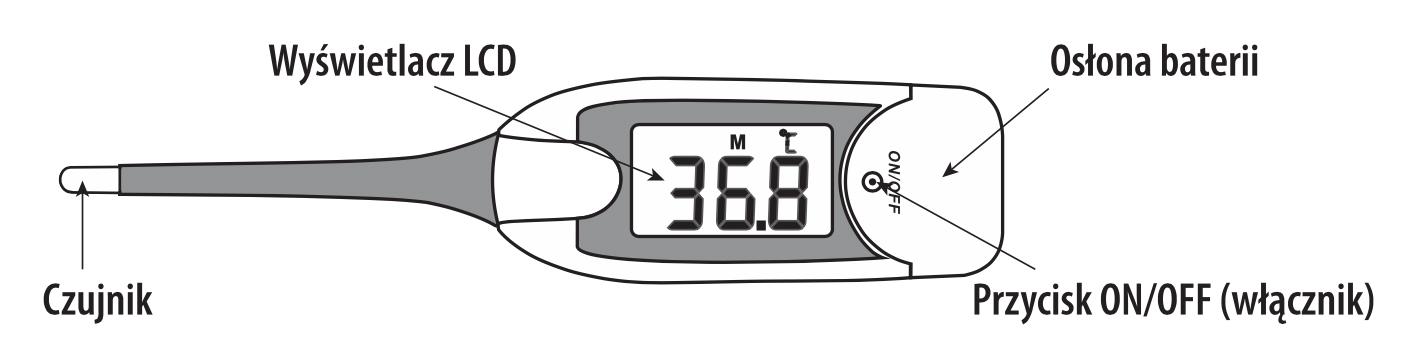 Rysunek termometru VITAMMY control