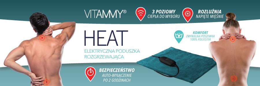 vitammy HEAT poduszka