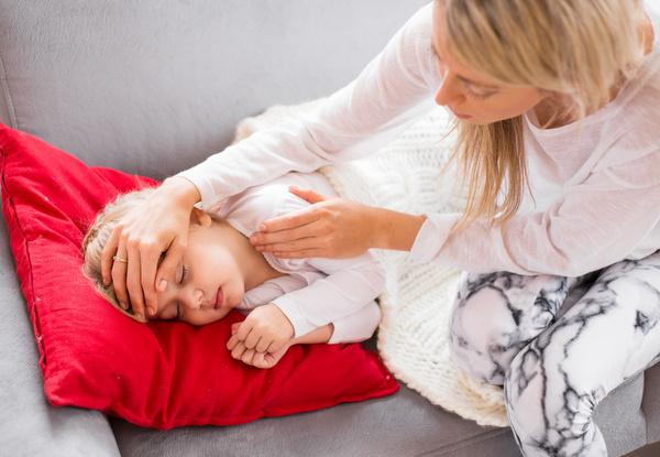 Jak mierzyć temperaturę u dziecka