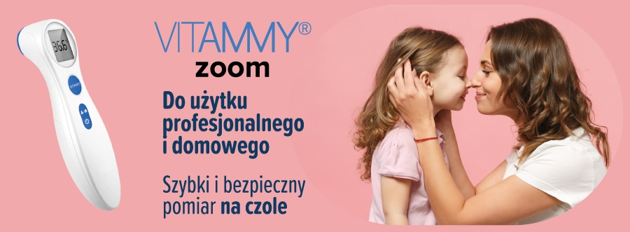 vitammy zoom termometr bezdotykowy