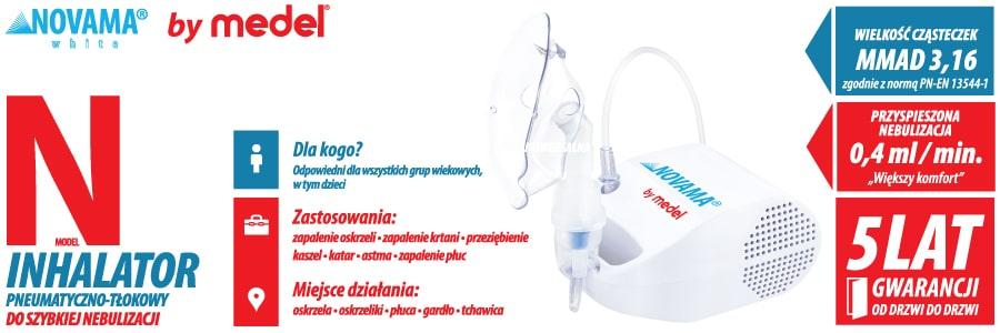novama white n