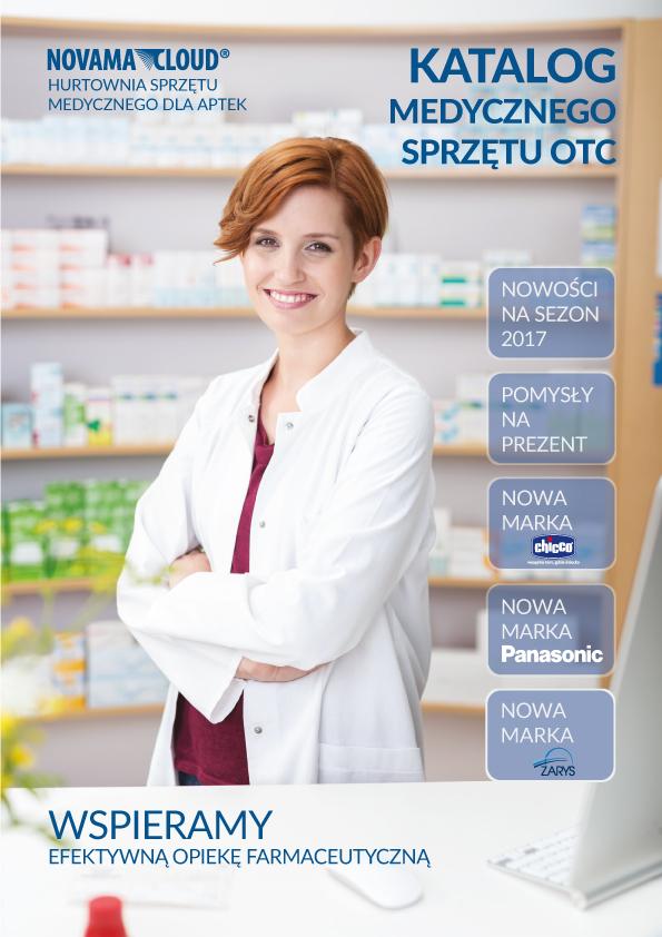 Pobierz aktualny katalog sprzętu medycznego dla Aptek