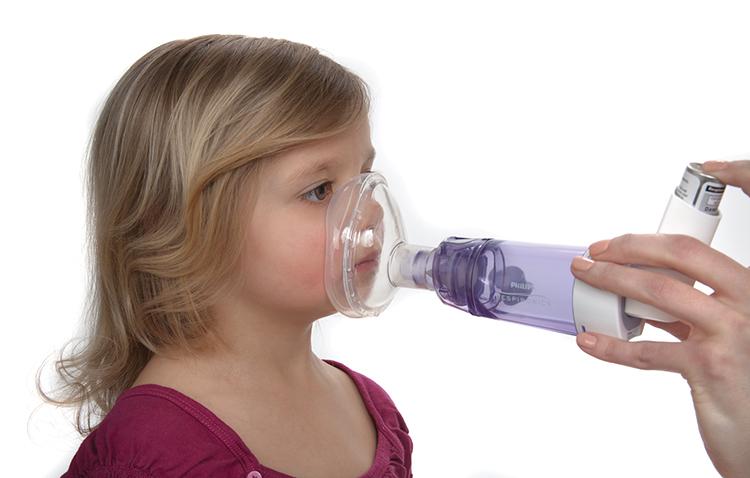 Spejser - komora inhalacyjna
